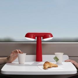 Lampe TGV design Ionna Vautrin pour Moustache sur LaCorbeille.fr