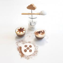 Coffret cadeau Barista de la marque Cookut sur LaCorbeille.fr