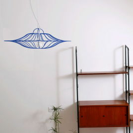 Suspension Ombrelle design Jocelyn Deris sur LaCorbeille.fr