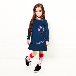 Cheeky Cat dress by Ubang