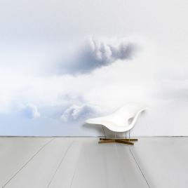 """Papier peint """"Nebulosus"""" par Benjamin Graindorge pour Domestic sur LaCorbeille.fr"""