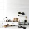 String Cabinet en blanc sur LaCorbeille.fr