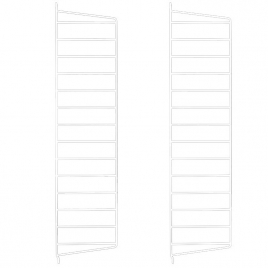 Montant pour etagère STRING blancs ou gris - Prof 20cm
