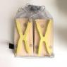 Tongs en bos Ashiatos empreintes de chouette de Kiko + sur LaCorbeille.fr