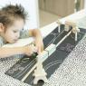 Jouet en bois Machi Paris de la marque Kikko + sur LaCorbeille.fr