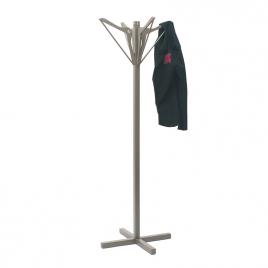 Porte manteau bois design 5.5 bois brut
