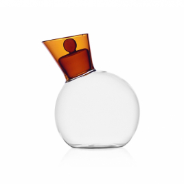 Decanter / Small Round Carafe Travasi