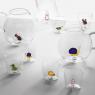 """Animal Farm"" glass by Ichendorf Milano"