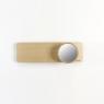 Wood key magnet Newton