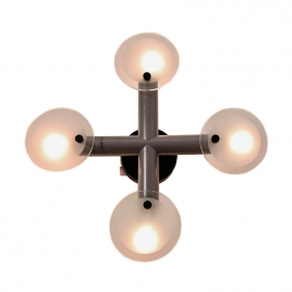 Eighties wall / ceiling lamp Diski
