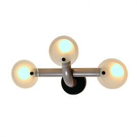 Eighties wall lamp Diski