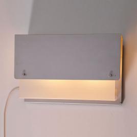 Applique '70 design Pierre Vandel dans la sélection luminaires vintage de LaCorbeille.fr