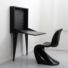 1980s secretary design Pascal MOUGUE