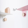 Wall shelf Hook 60 cm