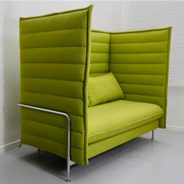 Canapé Vitra 2 places Alcove Design E & R Bouroullec dans la sélection vintage de LaCorbeille.fr