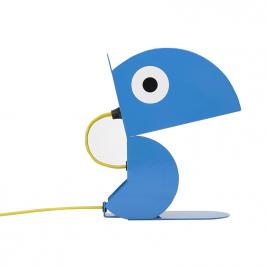 Lampe pour enfant Perroquet Bleu de la marque Bleu Carmin