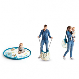 Toys bag / Play mat Play & Go Olga Soft