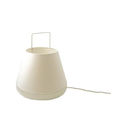 lampe à poser petit modèle blanc par 5.5
