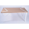 "Rectangular table ""Sangle"""