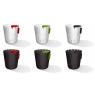 petits pots vert noir et rouge pour déchet humide Basket Bin Konstantin Slavinski sur LaCorbeille.fr