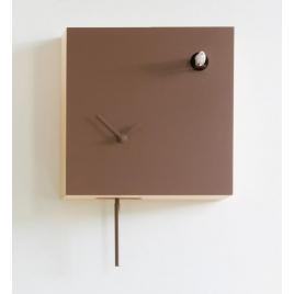 "Light brown ""Icona"" clock - 2nd Choice"