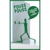 Serre-livres Pouss Pouss de la collection Coup d'Pouce design Thibault Pougeoise sur LaCorbeille.fr