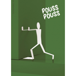 PoussPouss bookends - 2nd Choice