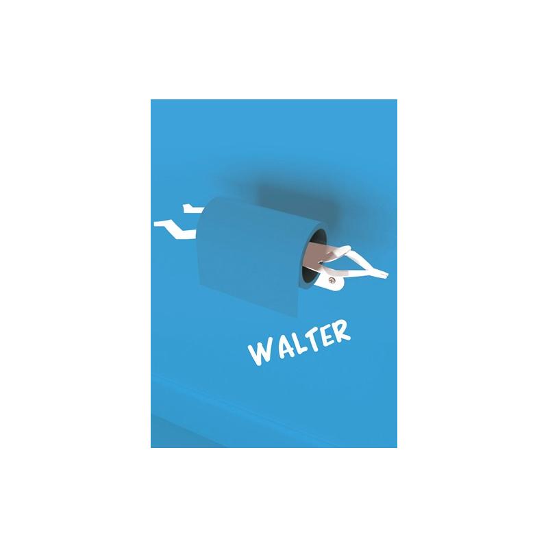 Walter porte rouleau papier toilette - Porte rouleau papier toilette design ...