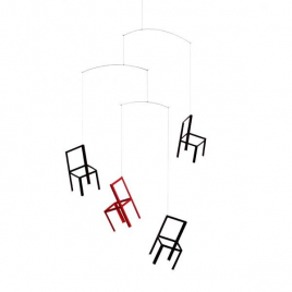 Mobile Flying Chairs de la marque Flensted sur LaCorbeille.fr