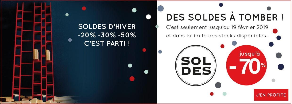 Winter Sales 2019 from January 8th to February 19 midnight