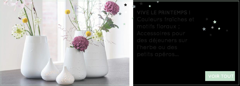 Un petit air de printemps sur LaCorbeille.fr