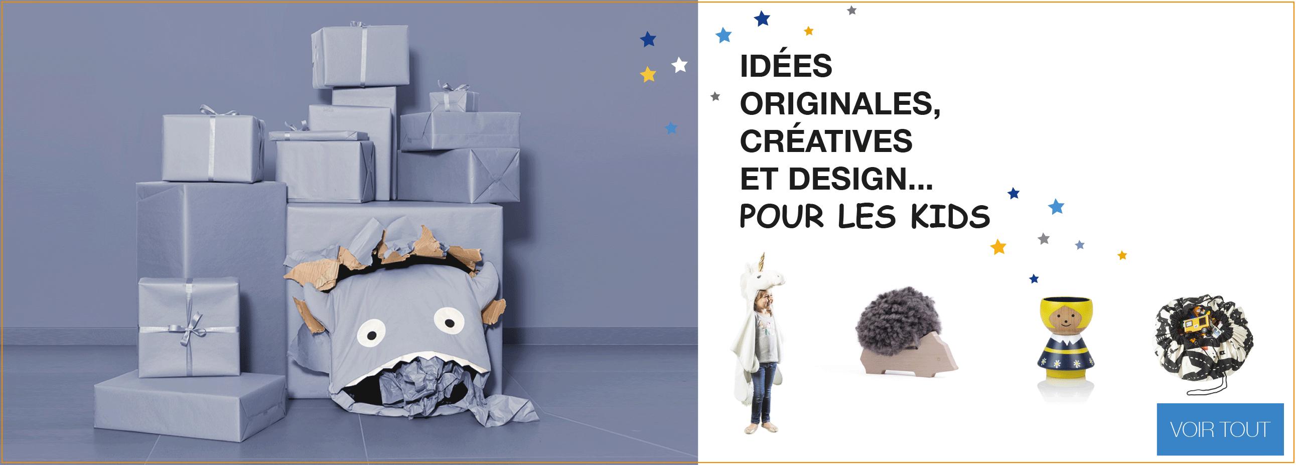 Idées cadeau pour les KIDS - Noël 2017