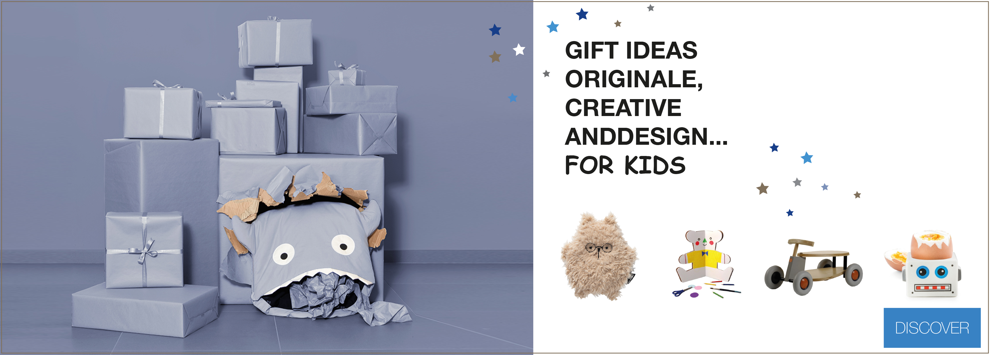 Sélection cadeaux KIDS