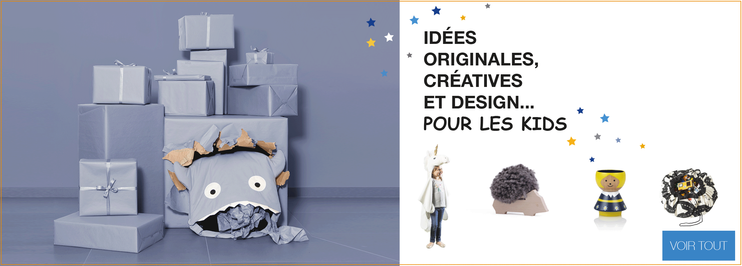 Idées cadeau pour les KIDS - Noël 2018